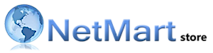 Netmart Store's Company logo