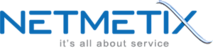 Netmetix's Company logo