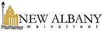 New Albany Main Street's Company logo