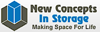 New Concepts In Storage's Company logo