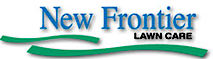 New Frontier Lawn Care's Company logo