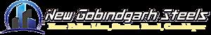 New Gobindgarh  Steels's Company logo