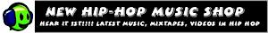 New Hip-hop Music Shop's Company logo
