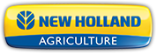 New Holland Agriculture's Company logo