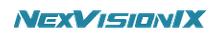 NexVisionIX's Company logo