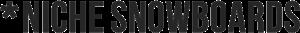 Niche Snowboards's Company logo