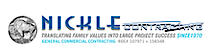 Nickle Contracting's Company logo