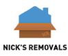 Nicks Removals's Company logo