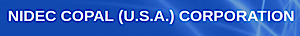 Nidec Copal Usa's Company logo