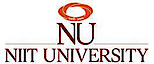 NIIT University's Company logo