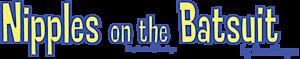 Nipples On The Batsuit's Company logo