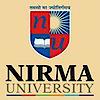 Nirma University's Company logo