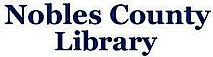 Nobles County Library's Company logo