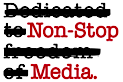 Non Stopmedia's Company logo