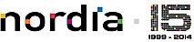 Nordia's Company logo