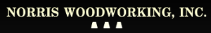 Norris Woodworking's Company logo