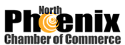 North Phoenix Chamber's Company logo