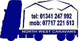 North West Caravans's Company logo