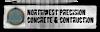 Northwest Precision Concrete & Construction Logo