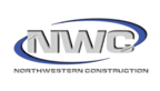 Northwestern Construction's Company logo