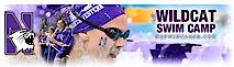 Northwestern Swimming & Diving's Company logo
