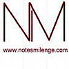 Notes Milenge's Company logo