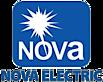 Nova Electric's Company logo