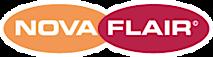 Novaflair's Company logo
