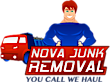 Nova Junk Removal's Company logo