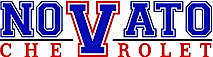 Novato Chevrolet's Company logo