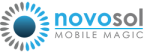 Novosol's Company logo