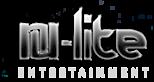 Nu-lite Entertainment's Company logo