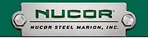 Nucor Steel Marion's Company logo