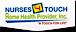 Nurses Touch Home Health Provider Logo