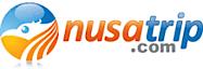 Nusatrip's Company logo