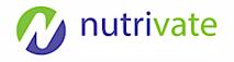 Nutrivate's Company logo