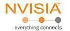 nVISIA's Company logo