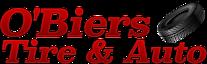 O'biers Tire & Auto's Company logo