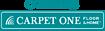 Hardwood Cafe's Competitor - O'Briens Carpet One logo