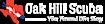 B & W Dive's Competitor - Oak Hill Scuba logo