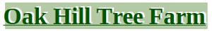 Oak Hill Tree Farm's Company logo