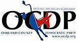 Oakland County Democratic Party's Company logo