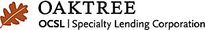 Oaktree Specialty Lending's Company logo