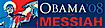 Townhall's Competitor - Obama For Messiah logo