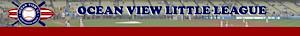 Ocean View Little League's Company logo