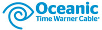 Oceanic Cable's Company logo