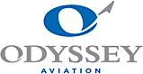 Odyssey Aviation's Company logo
