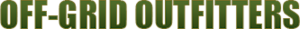 Off-grid Outfitters's Company logo