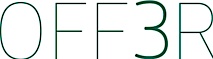 OFF3R's Company logo