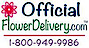 Official Flower Delivery Logo
